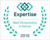 Maximize Life Chiropractic Denver Expertise Achievement Logo 2016