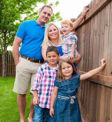 Family Practice, happy Family